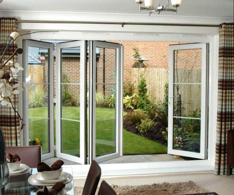 Bi fold doors blackpool fylde glass for Folding doors
