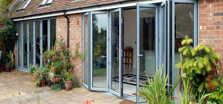 Bi Fold Doors Blackpool Fylde Glass