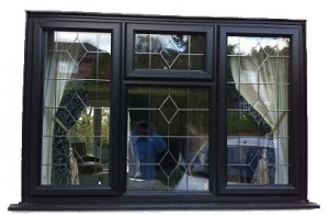 black-upvc-windows
