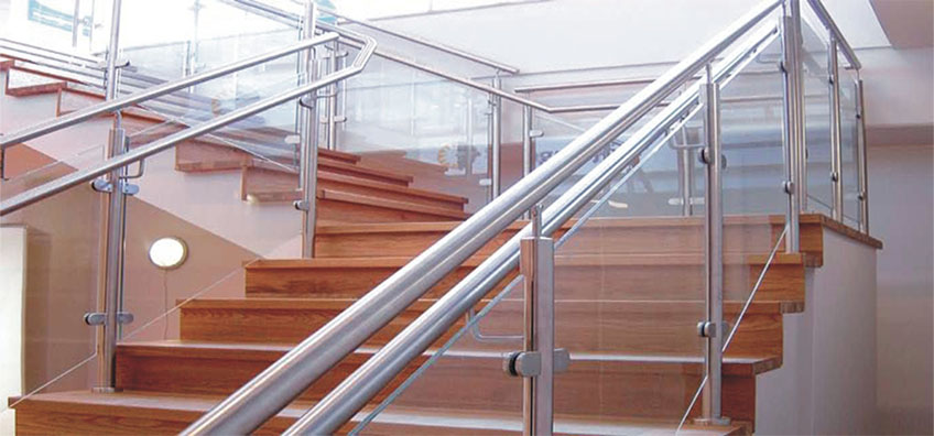 Pilkington glass balustrade systems