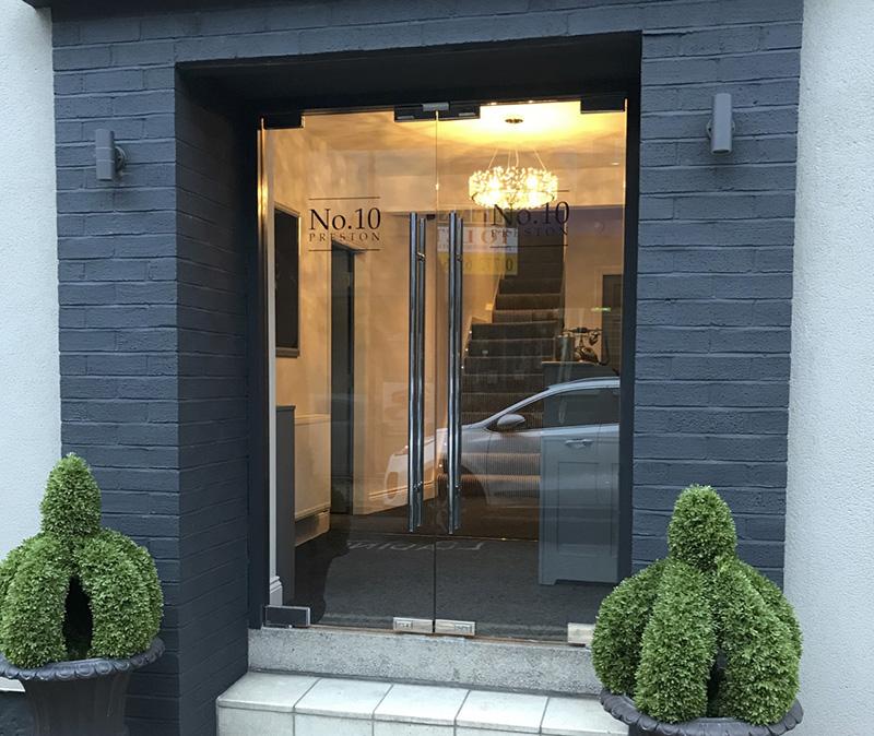Hotel Entrance Doors